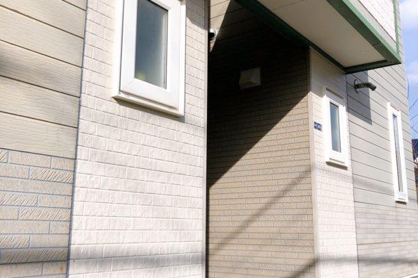 アパート外壁修繕!!